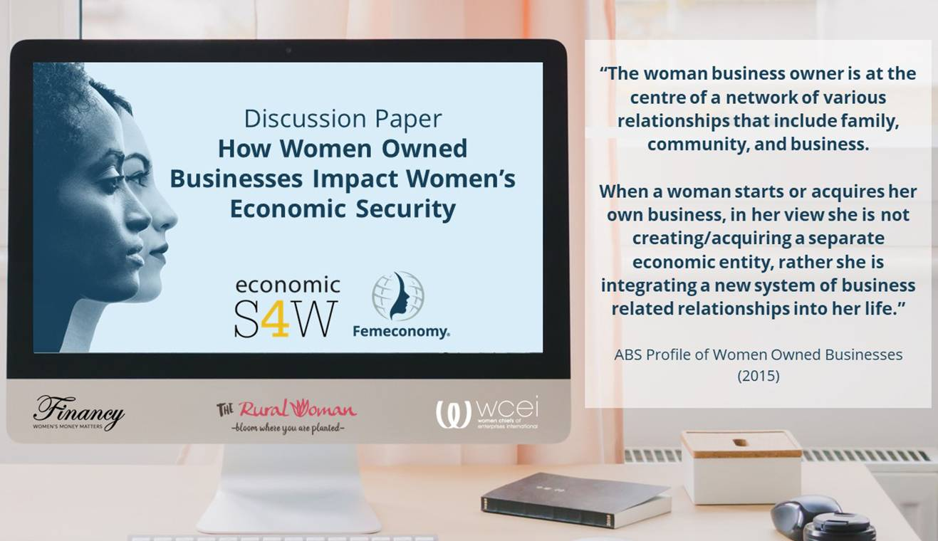 How to Buy from Women-Owned: and help stimulate our economy at the same time